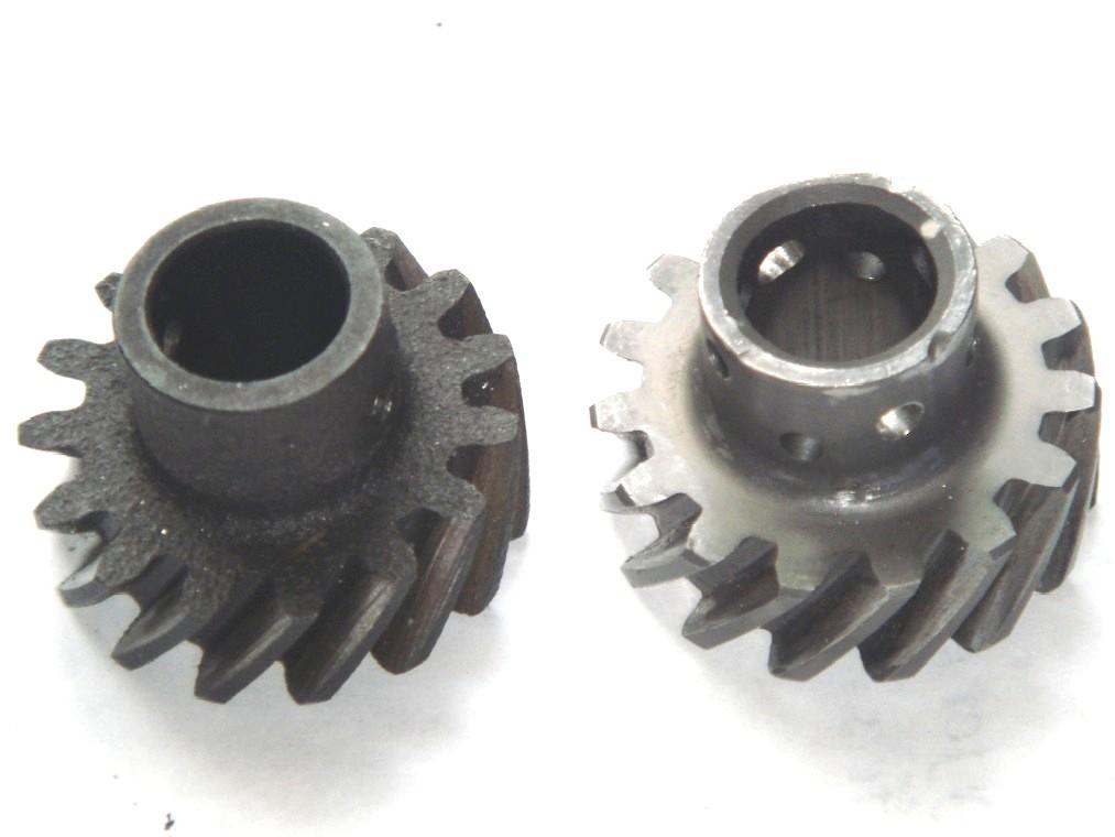 Cast In Steel : Distributor gear ware